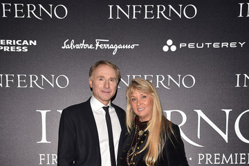 Dan Brown 'Inferno' Premiere in Florence - VIP Lounge