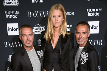 Dan Caten Harper's BAZAAR Celebrates 'ICONS By Carine Roitfeld' At The Plaza Hotel Presented By Infor, Laura Mercier, Stella Artois, FUJIFILM And SWAROVSKI - Red Carpet
