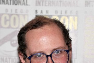 "Dan Deacon ""Twixt"" Press Line - Comic-Con 2011"
