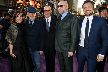Dan Farah Premiere Of Warner Bros. Pictures' 'Ready Player One' - Red Carpet