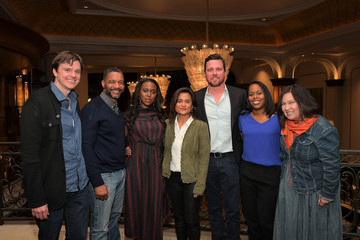 Dan Nowak Netflix and Color of Change Host a Screening Q&A for 'Seven Seconds' in Los Angeles