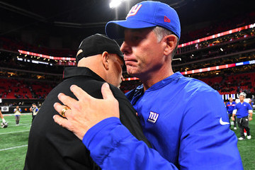 Dan Quinn New York Giants v Atlanta Falcons