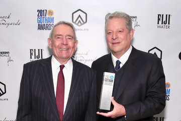 Dan Rather IFP's 27th Annual Gotham Independent Film Awards - Backstage