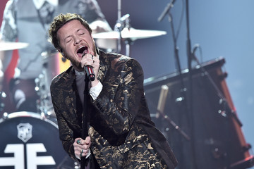 Dan Reynolds 60th Annual GRAMMY Awards - MusiCares Person Of The Year Honoring Fleetwood Mac - Show