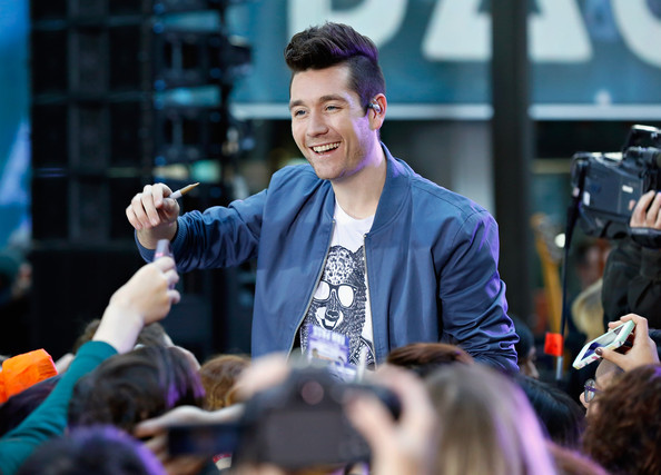 """Bastille Performs On NBC's """"Today"""""""