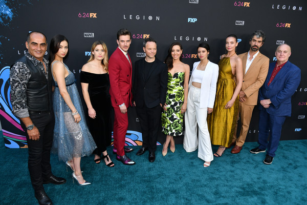 L.A. Premiere Of FX's 'Legion' Season 3 - Red Carpet