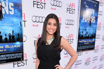 """Dana Gaier AFI FEST 2013 Presented By Audi 50th Anniversary Commemoration Screening Of Disney's """"Mary Poppins"""" - Red Carpet"""