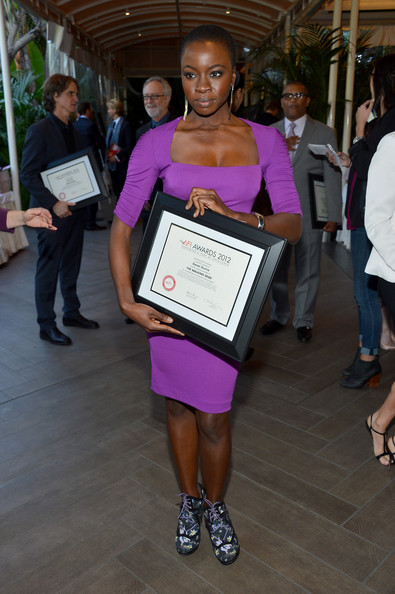 Danai Gurira Attends The Th Annual Afi Awards At Four