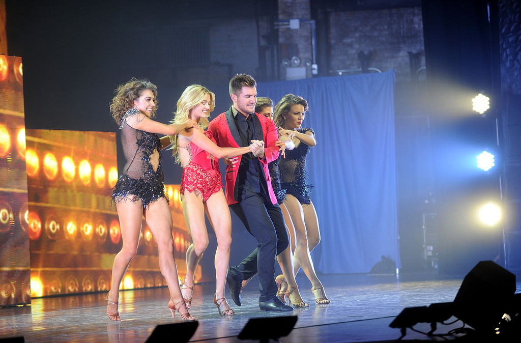Dancing with the stars tour dates