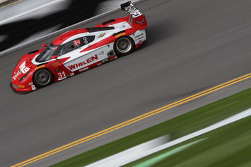 Dane Cameron Rolex 24 Practice and Qualifying
