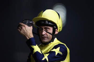 Dane O' Neill Racing at Meydan Racecourse