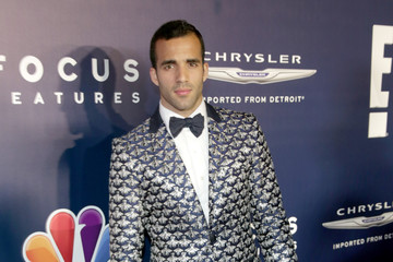 Danell Leyva NBCUniversal's 74th Annual Golden Globes After Party - Arrivals