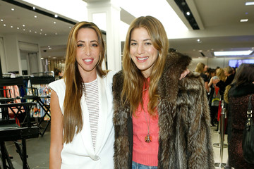 Dani Stahl The Collective Launch Event At Bloomingdale's 59th Street In New York City