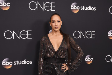 Dania Ramirez Stars Attend The 'Once Upon A Time' Series Finale Screening