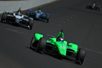 Danica Patrick 102nd Running Of The Indianapolis 500 - Carb Day