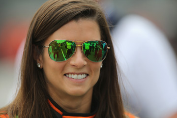 Danica Patrick Indianapolis Motor Speedway - Day 2