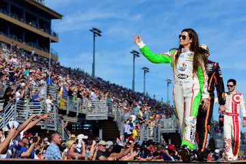 Danica Patrick Ford EcoBoost 400