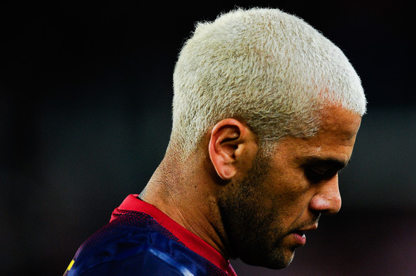 Dani Alves New Haircut Find Hairstyle