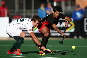 Daniel Bell FIH Hockey World League - Men's Semi Finals: Day 4