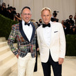Daniel Benedict The 2021 Met Gala Celebrating In America: A Lexicon Of Fashion - Arrivals