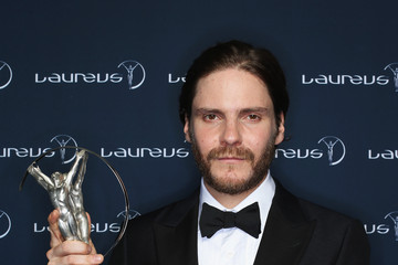 Daniel Bruhl Laureus Winners Press Conference — Part 2