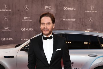 Daniel Bruhl Red Carpet - 2020 Laureus World Sports Awards - Berlin
