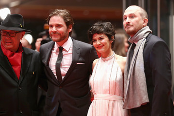 Daniel Bruhl Closing Ceremony Red Carpet Arrivals - 65th Berlinale International Film Festival