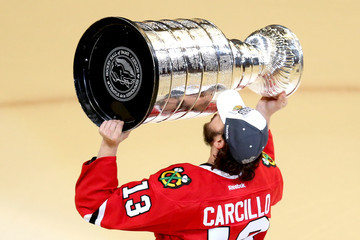 Daniel Carcillo 2015 NHL Stanley Cup Final - Game Six