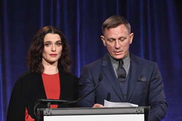 Daniel Craig Rachel Weisz 2018 Night Of Opportunity Gala