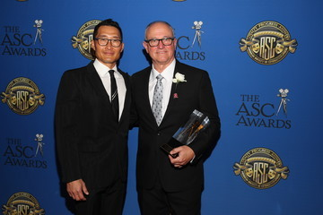 Daniel Dae Kim 32nd Annual American Society of Cinematographers Awards