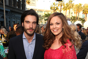 Daniel Ditomasso Arrivals at the LA Screenings Lot Party