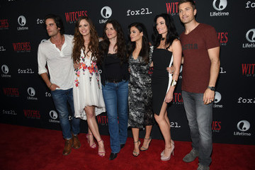 "Daniel Ditomasso ""Witches Of East End"" Season 2 Premiere - Comic-Con International 2014"