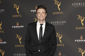 Daniel Goddard Television Academy's Daytime Programming Peer Group Reception - Arrivals