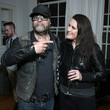 Daniel Lanois Jennifer Howell and Kelly Osbourne Host an Intimate Supper for Vivienne Westwood & Andreas Kronthaler