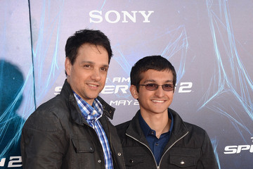 Daniel Macchio 'The Amazing Spider-Man 2' Premiere — Part 2