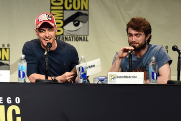 Daniel Radcliffe The 20th Century FOX Panel at Comic-Con International 2015