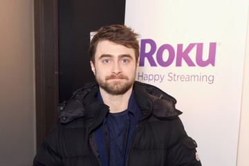 Daniel Radcliffe The Vulture Spot At Sundance - DAY 2