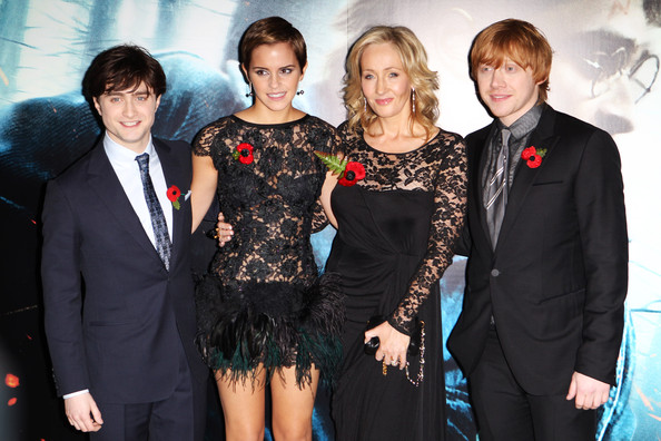 harry potter cast deathly hallows