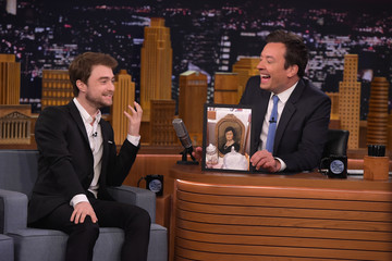 Daniel Radcliffe Daniel Radcliff Visits 'The Tonight Show Starring Jimmy Fallon'