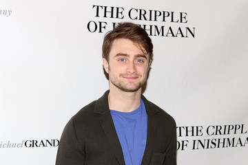Daniel Radcliffe 'The Cripple of Inishmaan' Photo Call