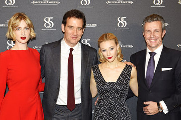 Daniel Riedo A Year In tribute to The Reverso Hosted by Jaeger-LeCoultre - Reception