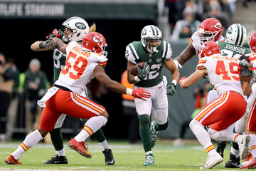 Daniel Sorensen Kansas City Chiefs v New York Jets