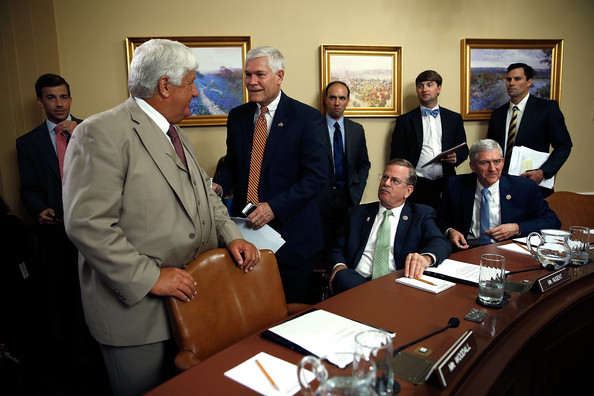 House Rules Committee Meets  []