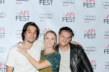 "Daniel Zovatto AFI FEST 2014 Presented By Audi ""The Tribe"", ""The Midnight Swim"", ""Eden"" And ""The Red Army"" Photo Call"