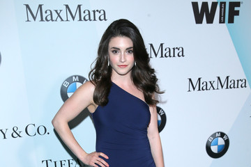 Daniela Bobadilla Women in Film 2015 Crystal & Lucy Awards Presented By Max Mara, BMW of North America And Tiffany & Co