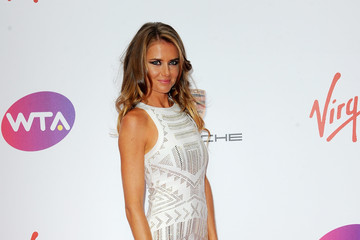 Daniela Hantuchova Arrivals at the Pre-Wimbledon Party