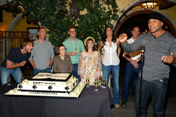 Daniela Ruah 'NCIS: Los Angeles' Celebrates 100th Episode