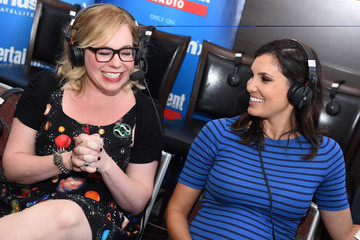 Daniela Ruah SiriusXM's Entertainment Weekly Radio Channel Broadcasts From Comic-Con 2016 - Day 1
