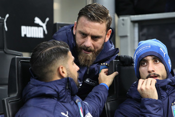 Daniele De Rossi Italy v Sweden - FIFA 2018 World Cup Qualifier Play-Off: Second Leg