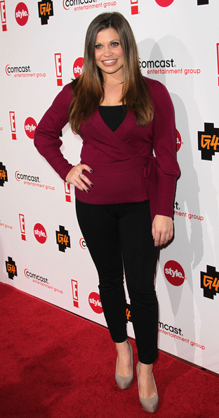 danielle fishel weight